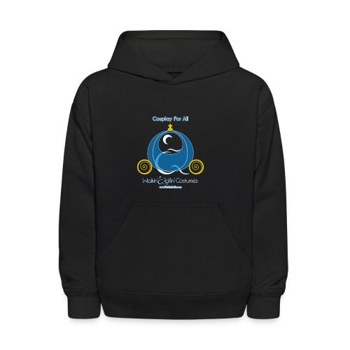 Cosplay For All: Cinderella - Kids' Hoodie