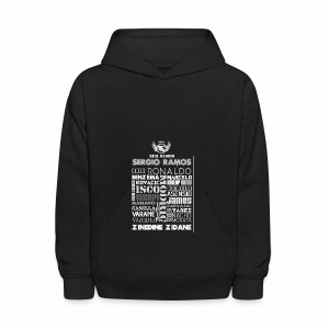 Real Madrid Design - Kids' Hoodie