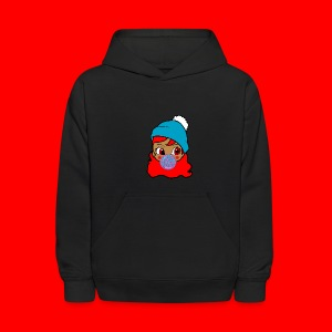 unbothered_girl - Kids' Hoodie