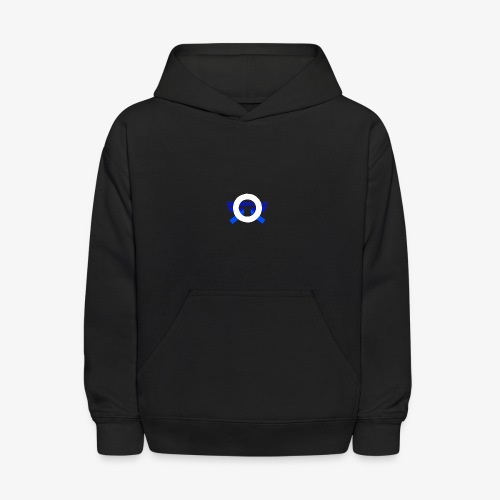 AggeTwitch Logo Small - Kids' Hoodie