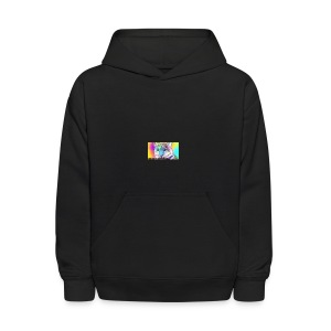 Rainbow Tiger Design Cases - Kids' Hoodie