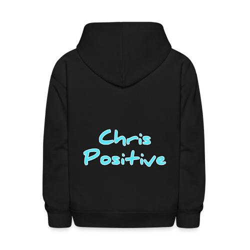 Chris Positive - Kids' Hoodie