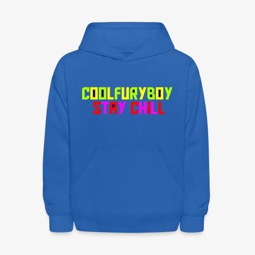 CoolFuryBoy - Kids' Hoodie