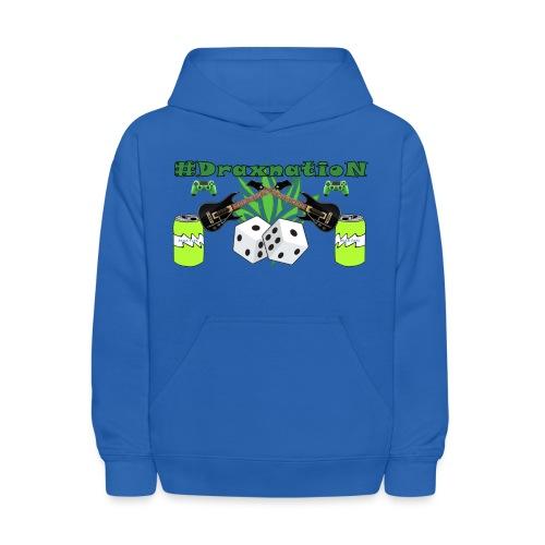 DraxNationKids jpg - Kids' Hoodie