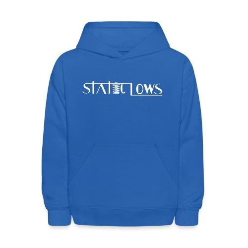 Staticlows - Kids' Hoodie