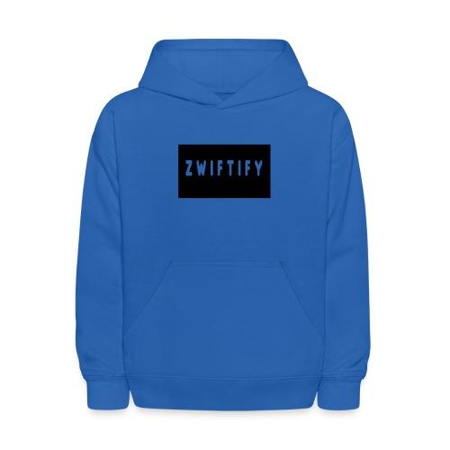 zwiftify - Kids' Hoodie