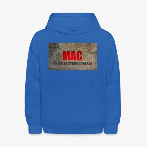 MAC LOGO - Kids' Hoodie