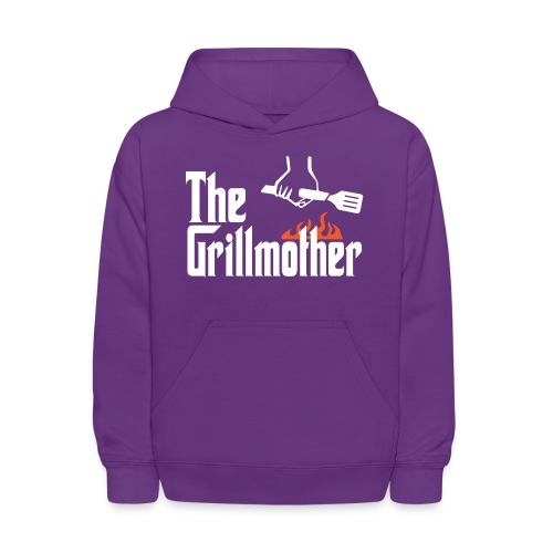 The Grillmother - Kids' Hoodie