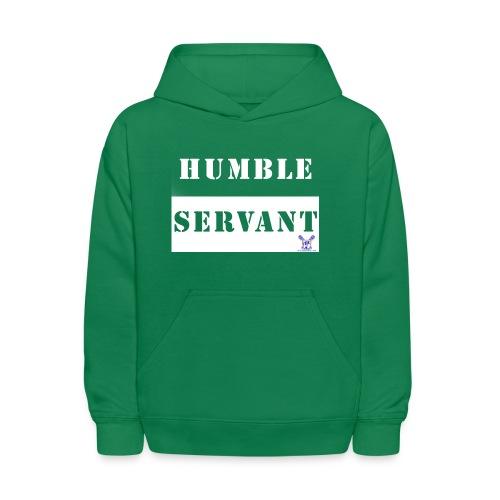 Humble Servant - Kids' Hoodie
