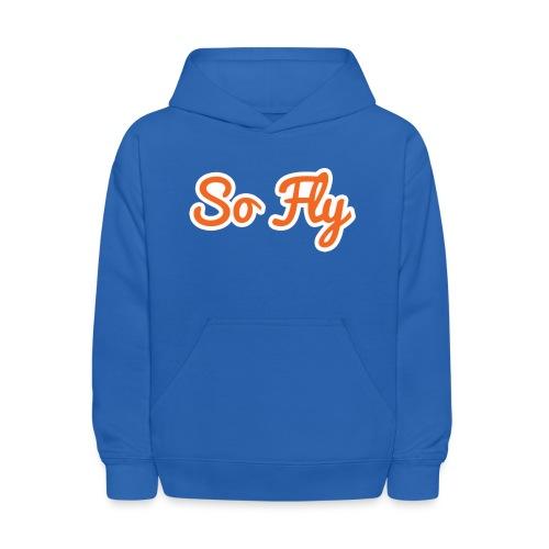 So Fly - Kids' Hoodie