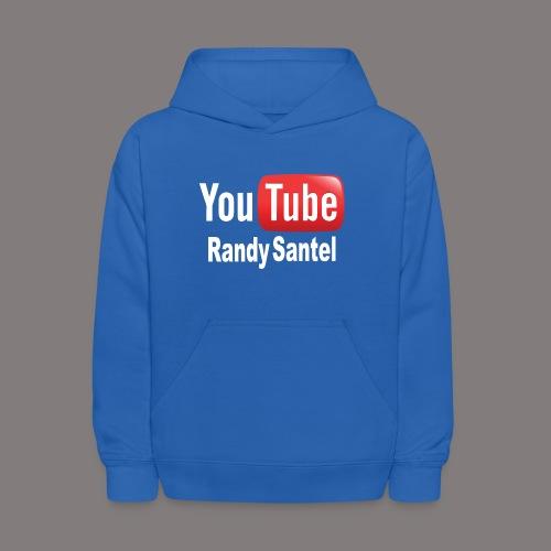 Randy Shirt PNG - Kids' Hoodie