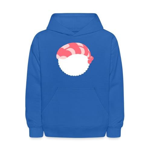 Sushi shrimp - Kids' Hoodie