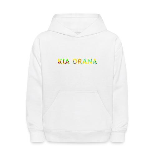 kia orana - Kids' Hoodie