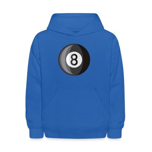 8 Ball - Kids' Hoodie