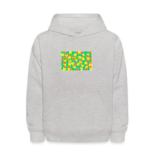 Dynamic movement - Kids' Hoodie