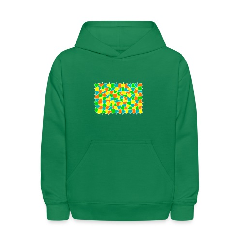 Dynamic movement - Kids' Hoodie