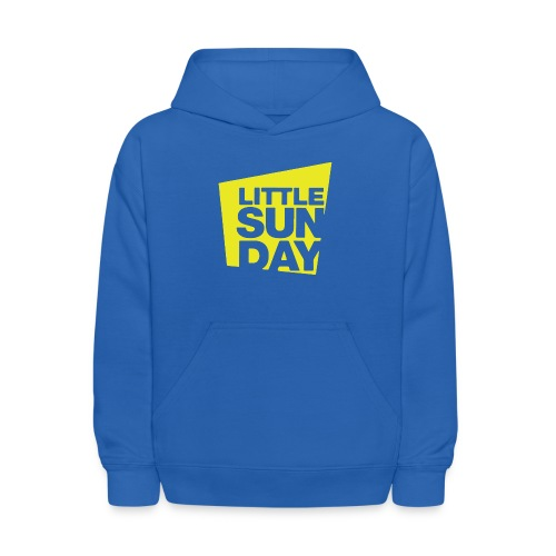 littleSUNDAY Official Logo - Kids' Hoodie