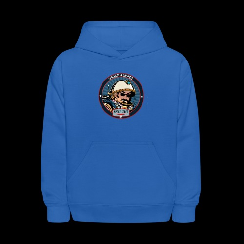 Spaceboy - Space Cadet Badge - Kids' Hoodie
