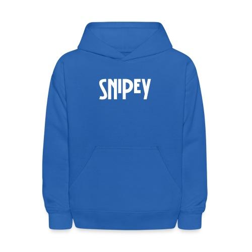 Snipey - Kids' Hoodie