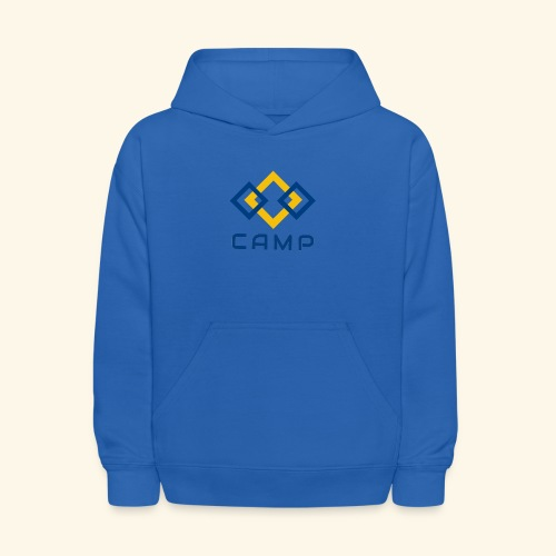 CAMP LOGO and products - Kids' Hoodie