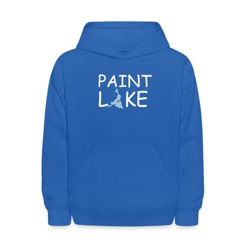 PaintLake copy - Kids' Hoodie