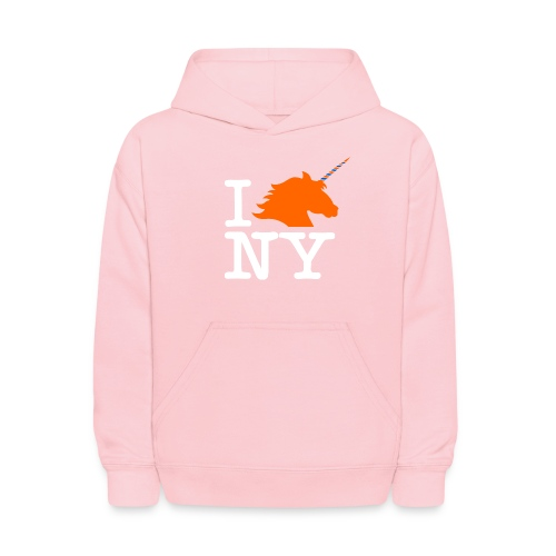 I Unicorn New York (Kristaps Porzingis) - Kids' Hoodie
