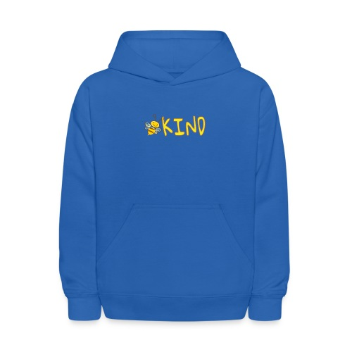 Be Kind - Adorable bumble bee kind design - Kids' Hoodie
