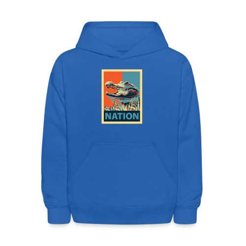 Gator Nation - Kids' Hoodie