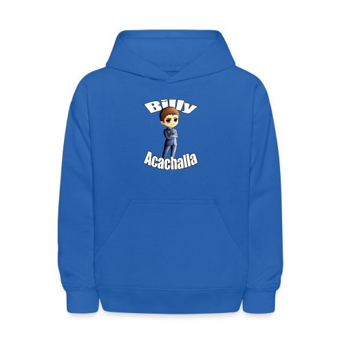 Billy acachalla copy png - Kids' Hoodie