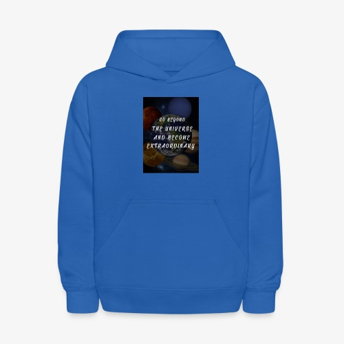 Beyond The Limits - Kids' Hoodie