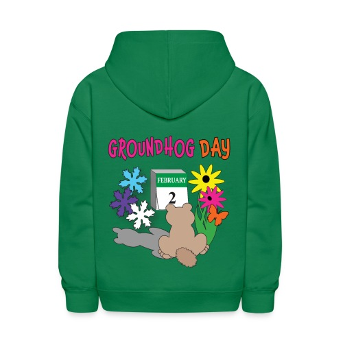 Groundhog Day Dilemma - Kids' Hoodie