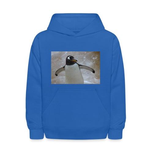 painguin - Kids' Hoodie