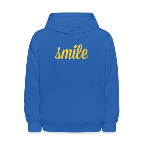 Smile, part ll - Kids' Hoodie