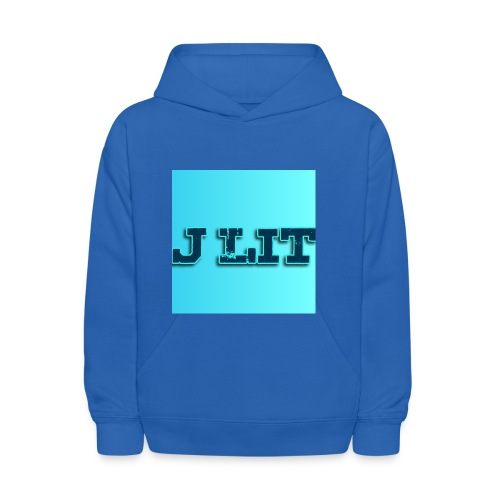 U can always be Lit - Kids' Hoodie