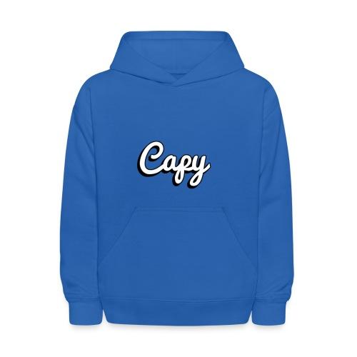 CapyVlogs - Kids' Hoodie