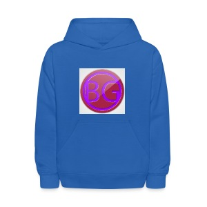 Brother Gaming 2016 logo apparel - Kids' Hoodie