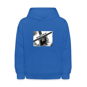 He died for us - Kids' Hoodie