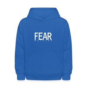 FEAR_NOTHING - Kids' Hoodie