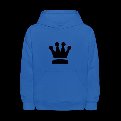 4 Star Crown - Kids' Hoodie
