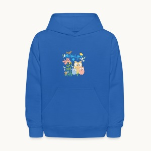 NATURE - Ellis Bird Farm - Carolyn Sandstrom - Kids' Hoodie