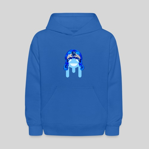 ALIENS WITH WIGS - #TeamMu - Kids' Hoodie