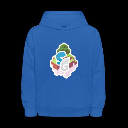 SG Logo - Kids' Hoodie