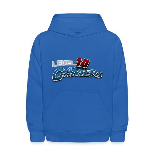 Level10Gamers Logo - Kids' Hoodie
