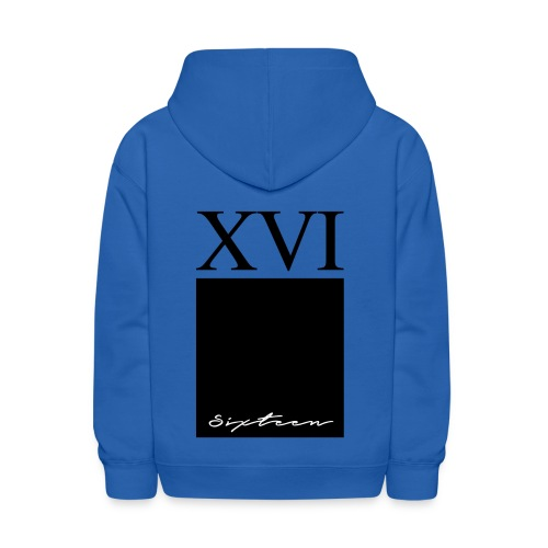 XVI Special Edition Threads - Kids' Hoodie