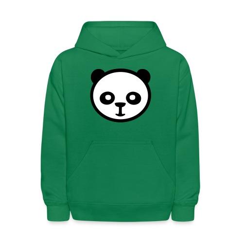 Panda bear, Big panda, Giant panda, Bamboo bear - Kids' Hoodie