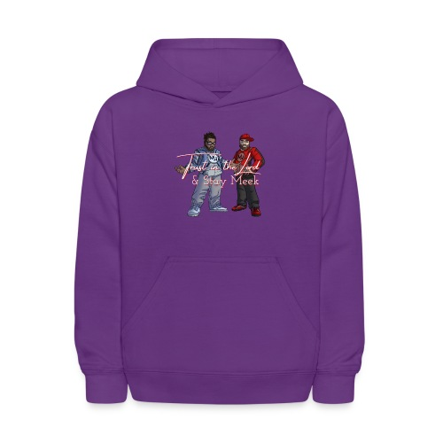 Trust in the Lord MH shirt Official - Kids' Hoodie