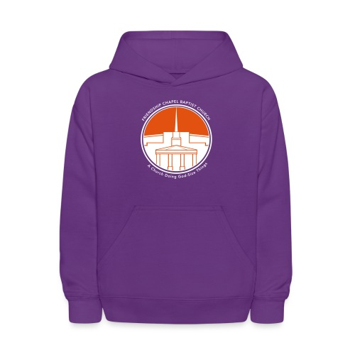 Building art v3color T - Kids' Hoodie