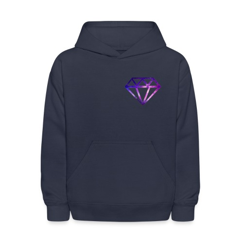 The Galaxy Diamond - Kids' Hoodie