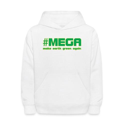 #MEGA - Kids' Hoodie