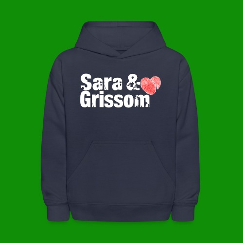 SARA & GRISSOM - Kids' Hoodie